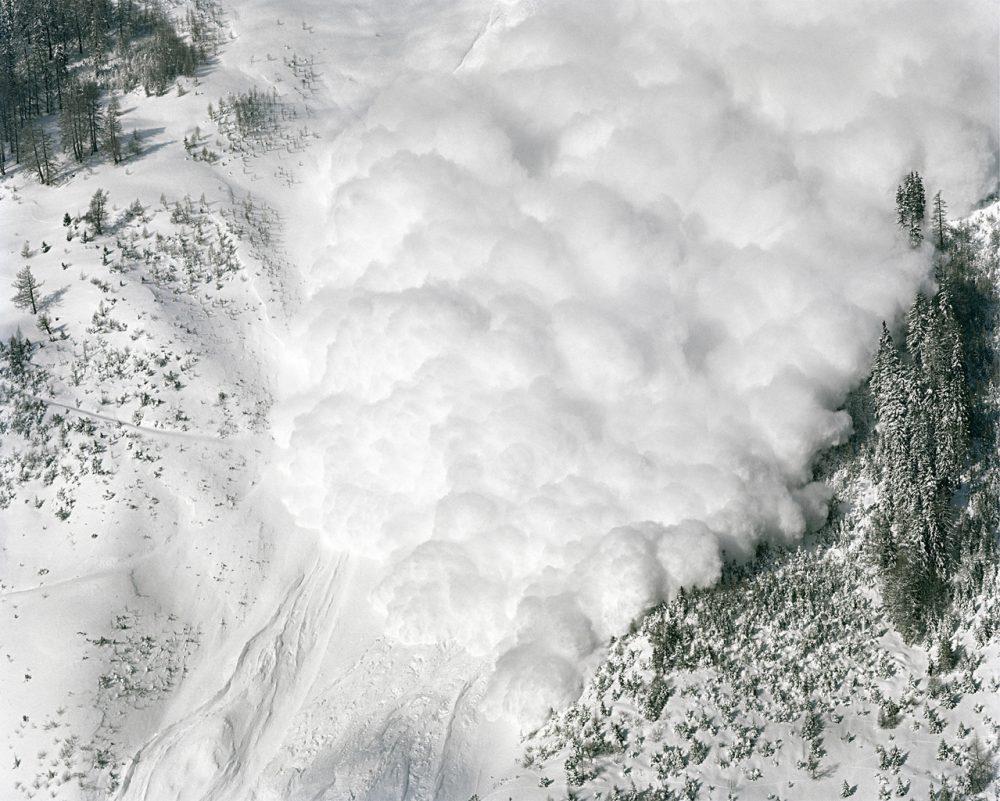 Avalanche1 بهمن تونل کریک