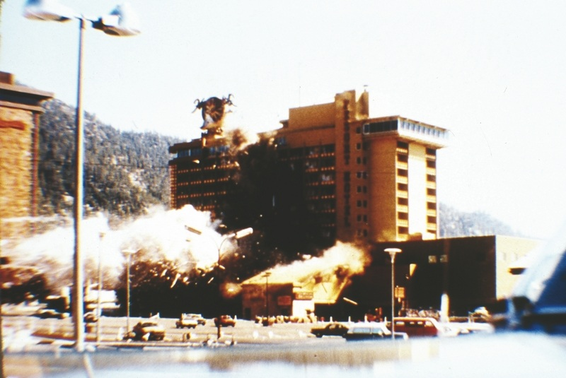 Harvey Resort Hotel And Casino Bombing