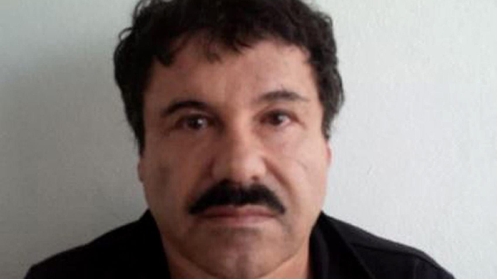 ال چاپو به آمریکا تحویل داده میشود