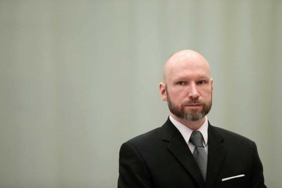 دو خبر از بمبگذار نروژی: شرایط زندان و تغییر نامزمان تقریبی مطالعه: ۲ دقیقه