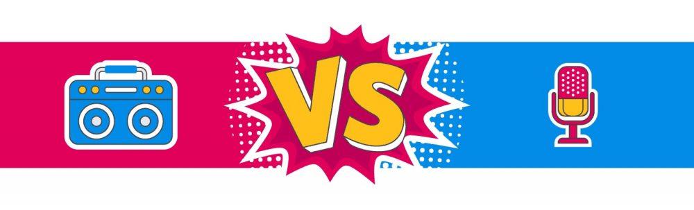 پادکست چه فرقی با برنامهی رادیویی دارد؟زمان تقریبی مطالعه: ۵ دقیقه