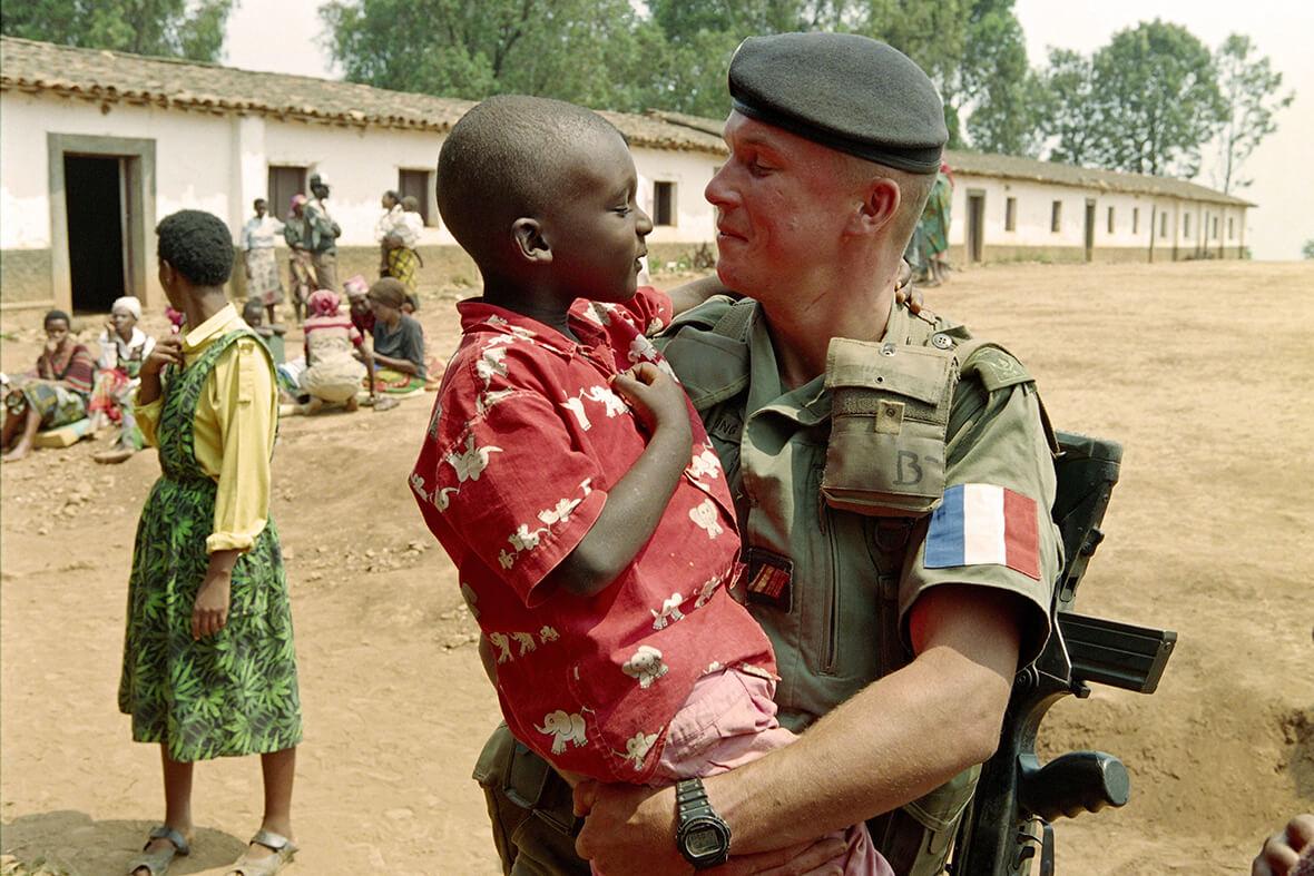 گزارش جدیدی از نقش مستقیم فرانسه در نسلکشی رواندازمان تقریبی مطالعه: ۲ دقیقه