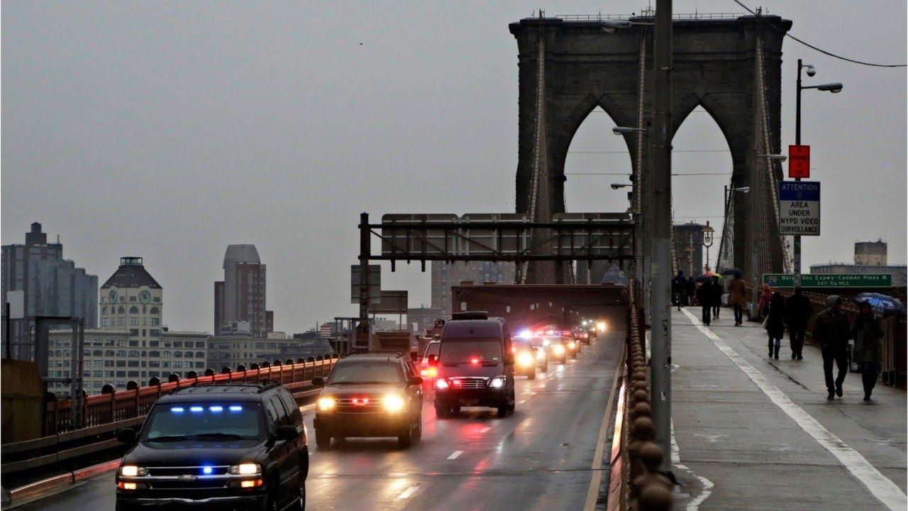 ترافیک روی پل بروکلین قفل شده است؟ تقصیر الچاپوستزمان تقریبی مطالعه: ۴ دقیقه