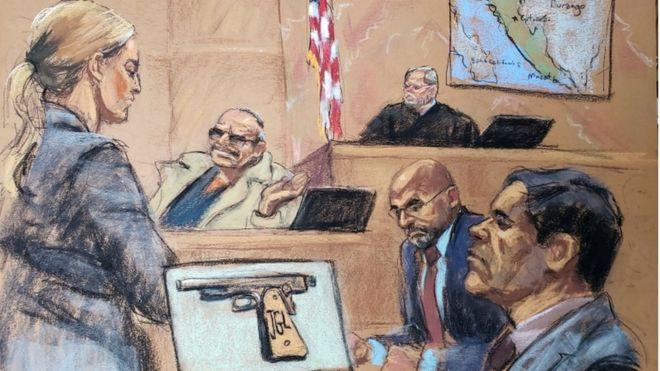 دادگاه الچاپو: ادعاهای تکاندهندهزمان تقریبی مطالعه: ۴ دقیقه