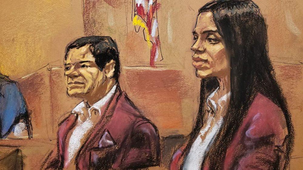 معشوقهی سابق الچاپو علیه او شهادت دادزمان تقریبی مطالعه: ۳ دقیقه