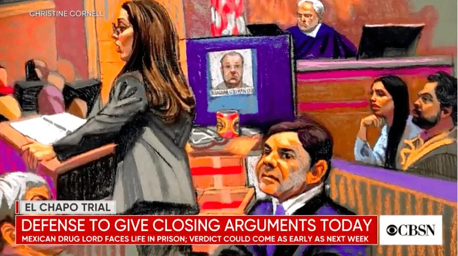 الچاپو اعلام کرد که در جایگاه شهود قرار نخواهد گرفتزمان تقریبی مطالعه: ۴ دقیقه