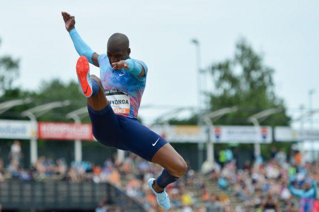 قهرمانی مانیونگا در پرش طول آفریقای جنوبی، یک قدم طلایی به سوی المپیک توکیوزمان تقریبی مطالعه: ۲ دقیقه