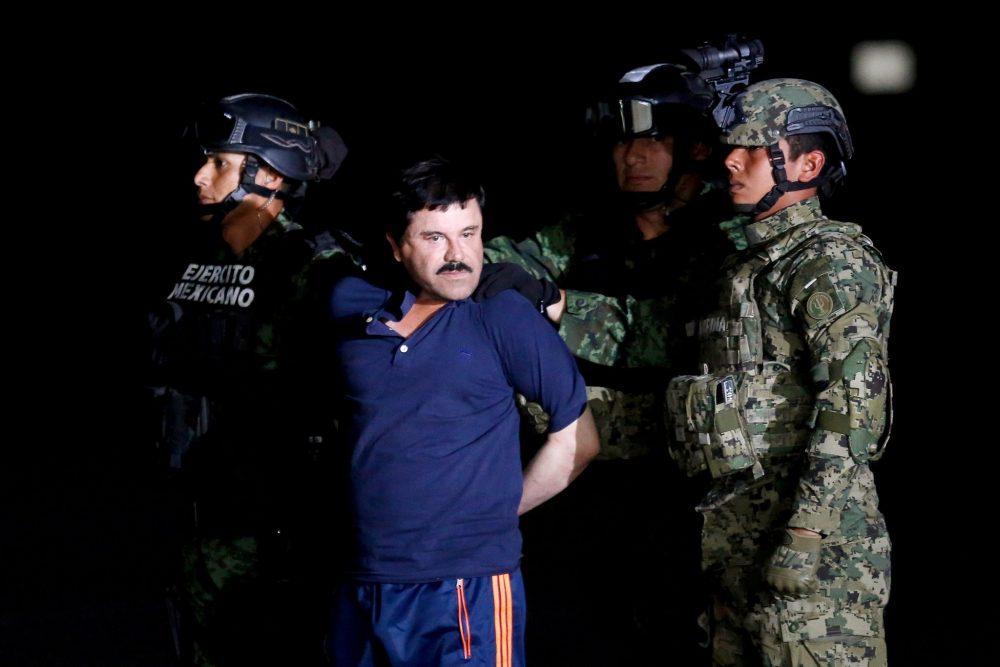 محکومیت ال چاپو، آتش جنگ مواد مخدر در مکزیک را شعلهور کردهاستزمان تقریبی مطالعه: ۴ دقیقه