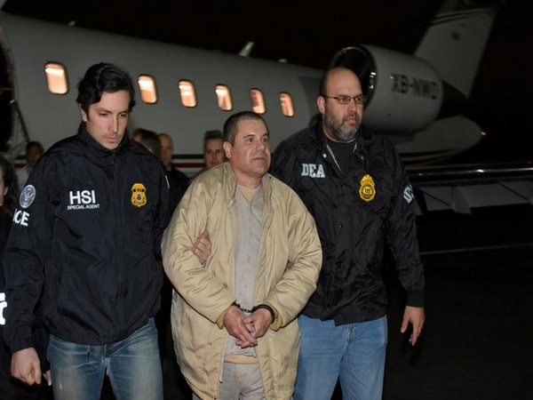 File Photo: Mexico's Top Drug Lord Joaquin
