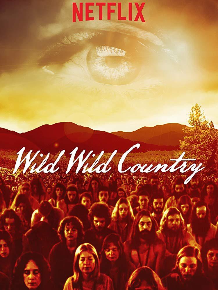 پوستر فیلم کشور وحشی وحشی Wild Wild Country نت فلیکس