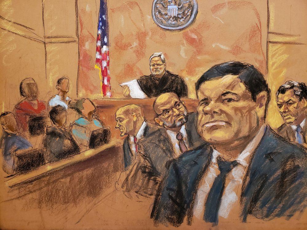 محکومیت ال چاپو، El Chapo