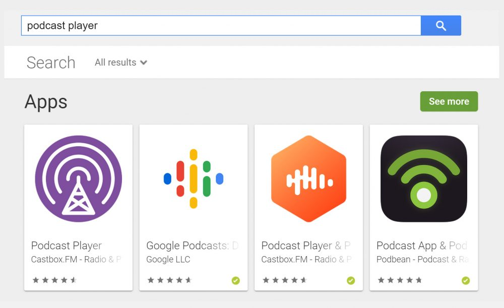 Best Podcast Application بهترین اپلیکیشن پادکست