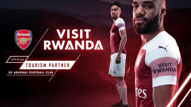 َArsenal Visit Rwanda