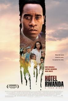 Hotel Rwanda Movie- نسلکشی رواندا