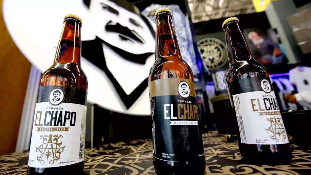 عرضهی آبجوی ال چاپو در مکزیک