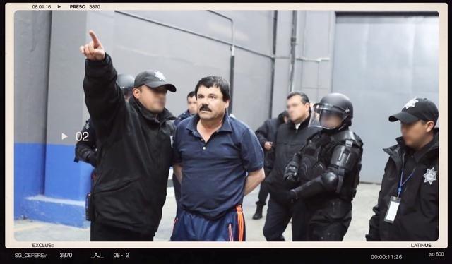 El Chapo، ال چاپو گوزمان