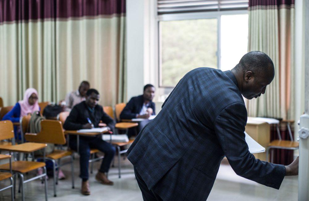 Akin Ojo Teaching 2k