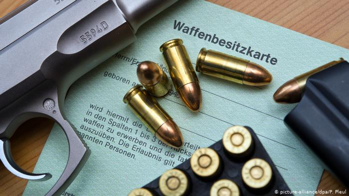 چطور در آلمان اسلحهای مثل کلت آندرس بریویک را، قانونی بخریم؟زمان تقریبی مطالعه: ۵ دقیقه