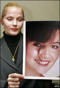 لوسی بلکمن، Lucie Blackman