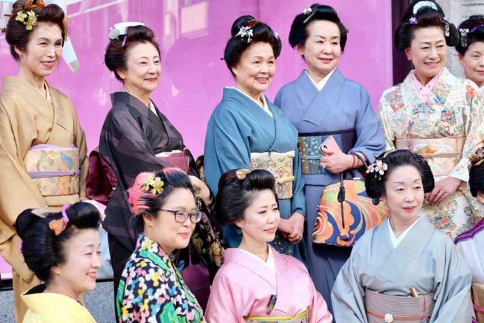 زنان ژاپنی