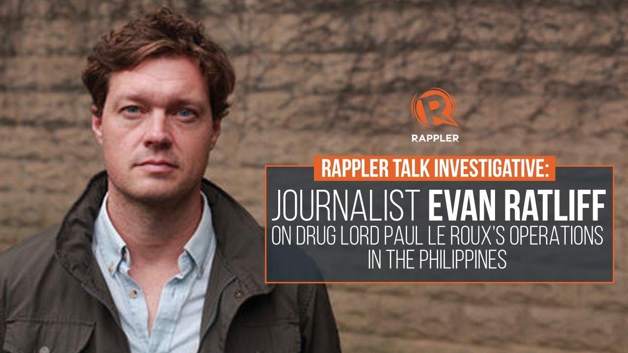 Evan Ratliff Rappler Talk