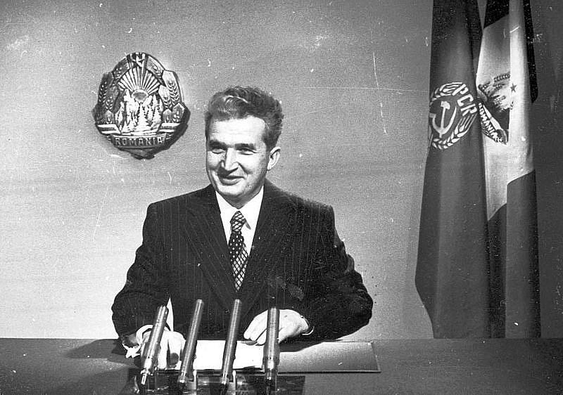Nicolae Ceausescu - نیکلای چائوشسکو