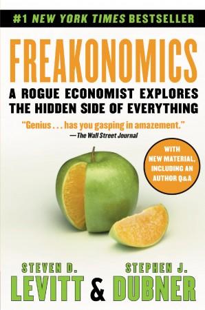 کتاب فریکونومیکس اقتصاد ناهنجاریهای پنهان اجتماعی