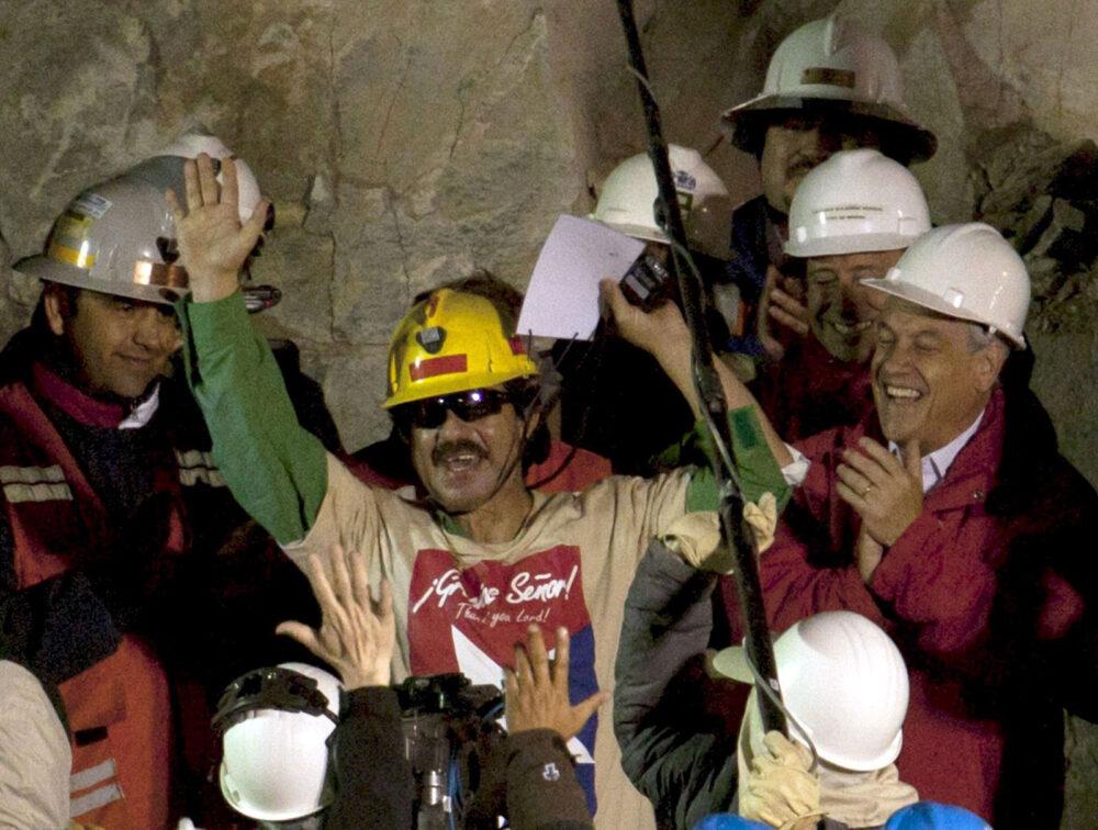 فاجعه معدن سن خوزه شیلی پادکست چنلبی