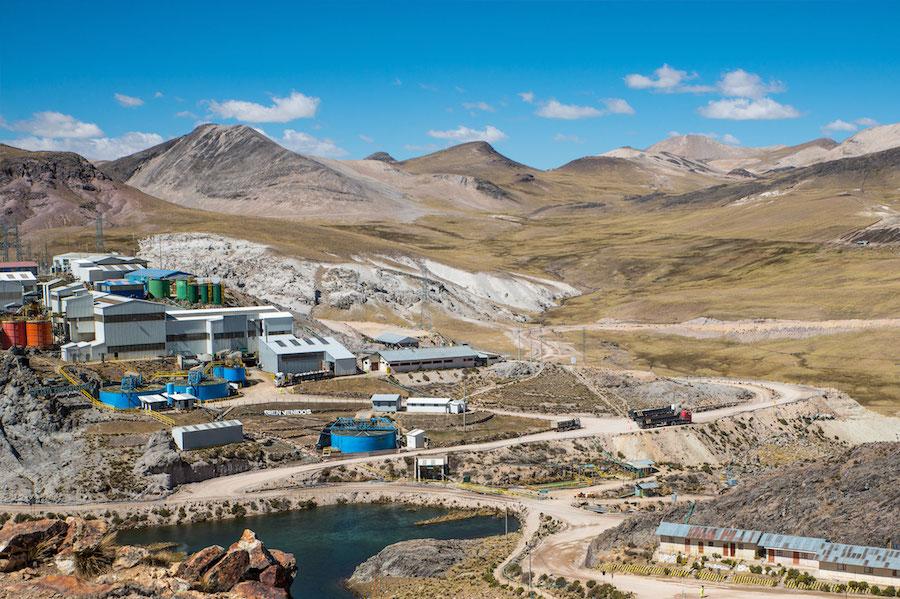 معدن سن خوزه شیلی چنلبی