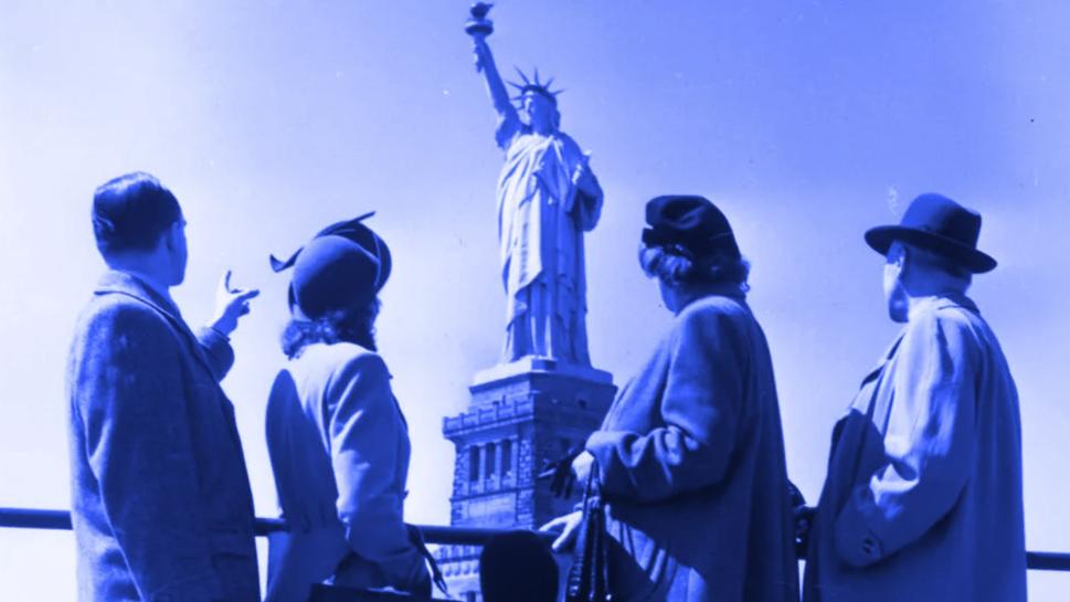 مهاجران به آمریکا در جستجوی رویای آمریکایی پادکست چنلبی