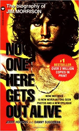 کتاب هیچکس از اینجا زنده خارج نخواهد شد جیم موریسون سریال دبرا پادکست چنلبی