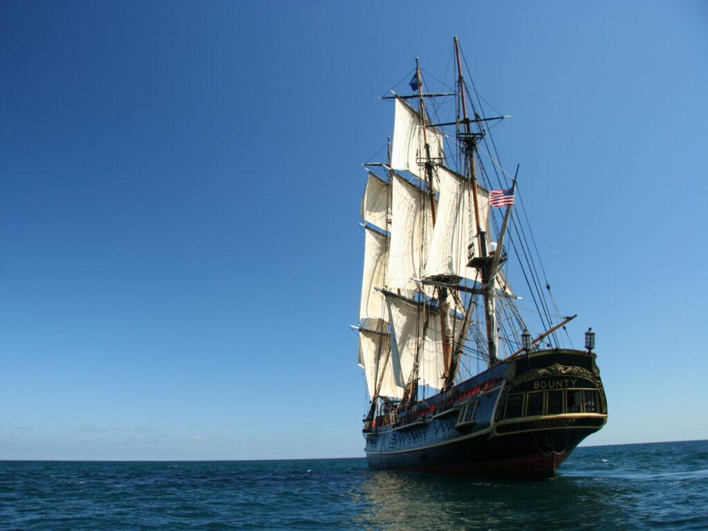کشتی بونتی اپیزود 56 پادکست فارسی چنل بی