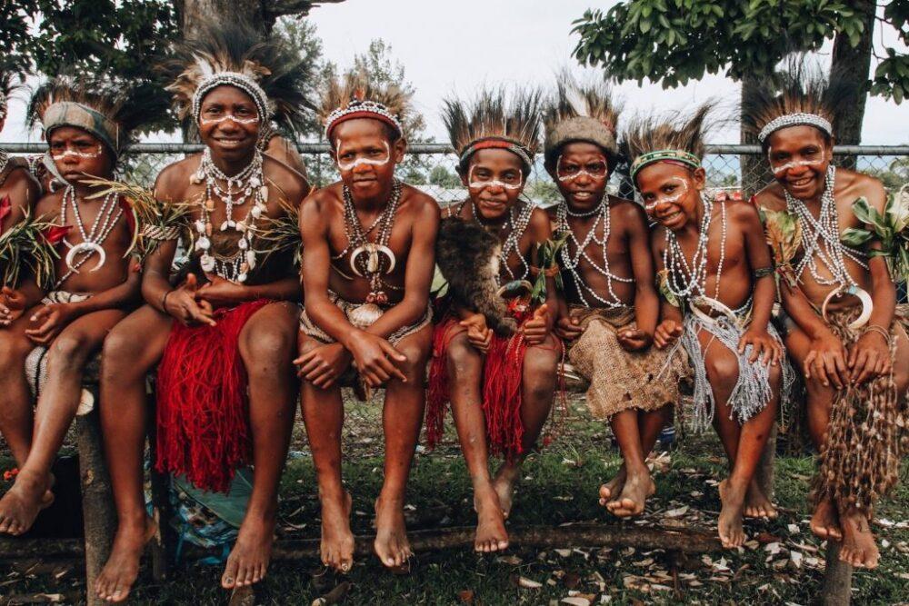 گینه نو قبیله پادکست فارسی چنلبی